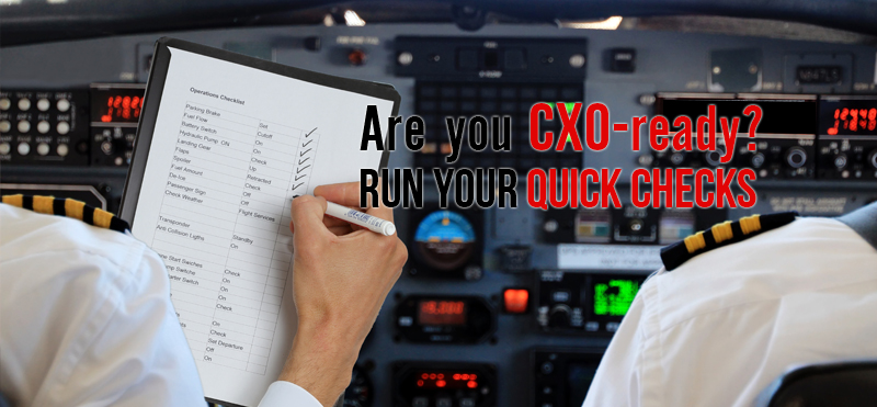 CXO QuickChecks