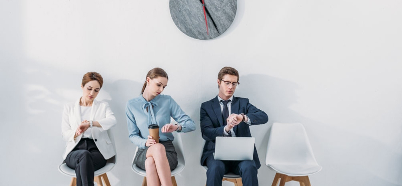 What's your interview wait time?