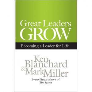Becoming a Leader for Life